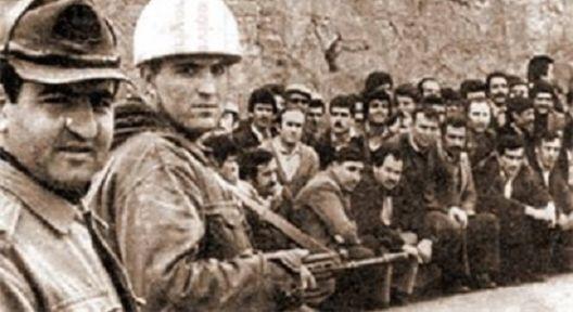 12 Eylül Mağdurları Ulucanlar'da Buluştu