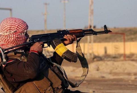 14 IŞİD militanı öldürüldü