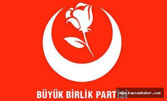 BBP İstanbul adayı çekildi