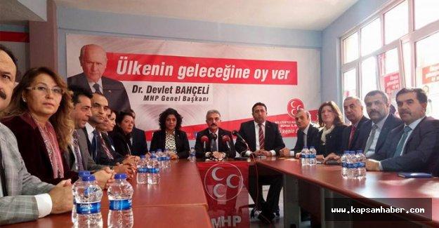 Büyükataman: Devletin Adı Türkiye Cumhuriyeti, Milletin Adı büyük Türk milletidir