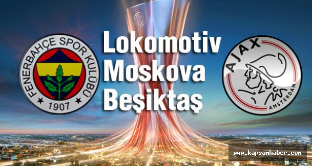 Lokomotiv Moskova Beşiktaş mücadelesi  Lokomotiv Stadı'nda