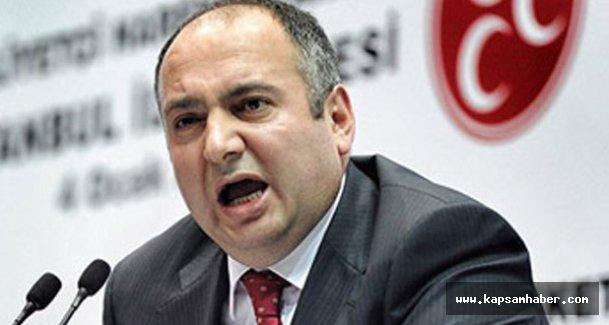 MHP'li Karataş: Dünyanın hiç bir yerinde hırsızlar dışarıda gezemez