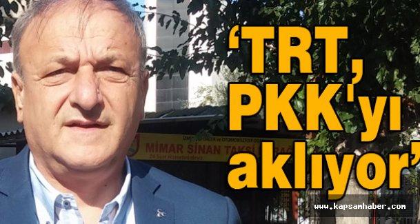 MHP'li Vural'dan Şok İddia! TRT PKK'yı Aklıyor