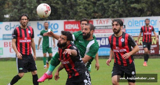 Orhangazi'de Şanssız Yenilgi 2-0