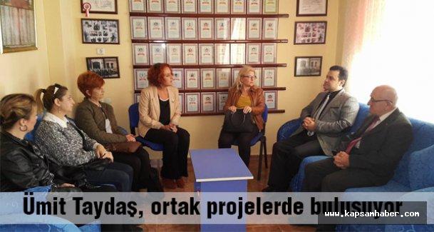 Ümit Taydaş, ortak projelerde buluşuyor