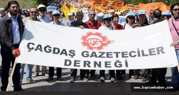 AKP Hem Gazeteciliğin Hem de Emekçilerin Düşmanıdır..!