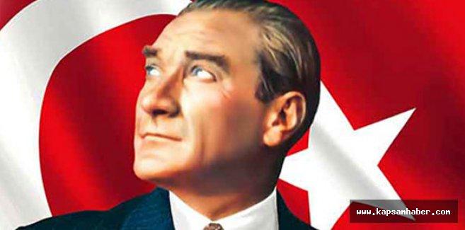 Atatürk'ün vefatının 77. yıldönümü