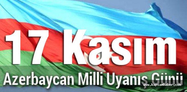 Azerbaycan, 17 kasım Milli Uyanış Günü