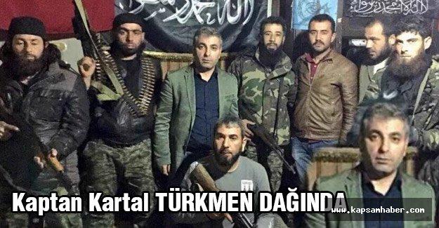 BBP'li Kartal, Türkmen Dağında