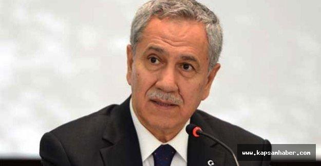 Bülent Arınç'tan Diyarbakır saldırısıyla ilgili açıklama
