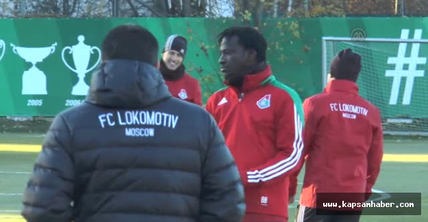 Cherevchenko: Puan aldığımız için sevinçliyiz