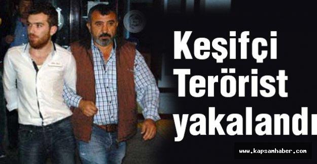 Paris Keşifçisi Türkiye'de yakalandı