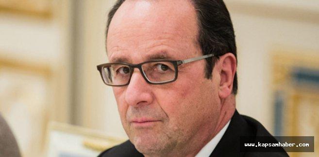 François Hollande Terör Saldırısı Olduğu Açık...