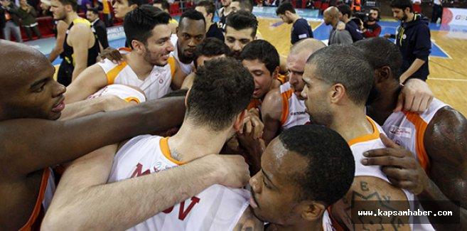 Galatasaray Odeabank: 80 - Fenerbahçe: 63