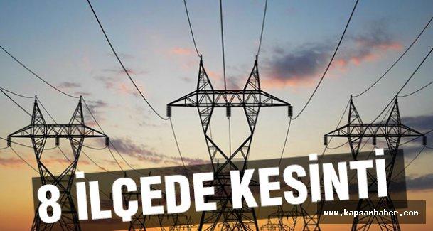 İstanbul'da hangi ilçelerde elektrik kesilecek?