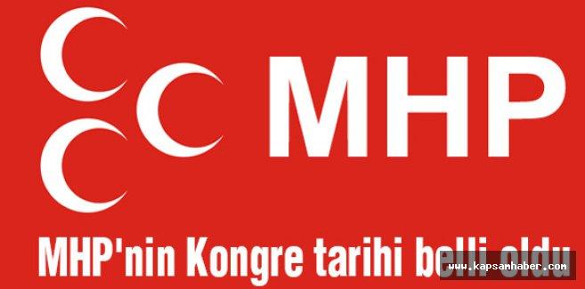 İşte MHP'nin Kongre Tarihi