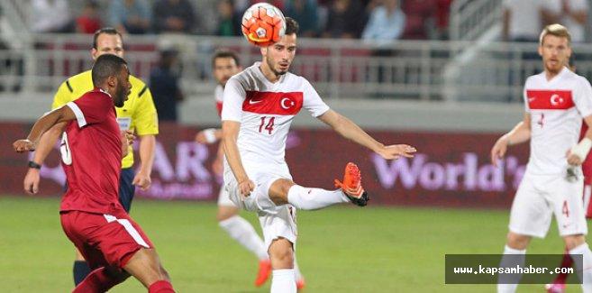 Katar: 1 - Türkiye: 2