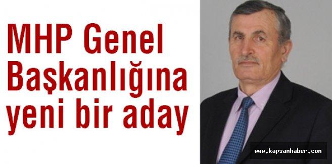 MHP Genel Başkanlığına İkinci Aday