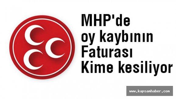 MHP'nin başarısızlığının Faturası Kime kesildi