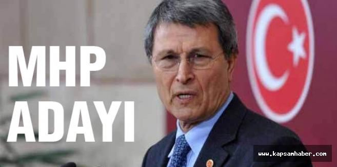 MHP''nin Meclis Başkanı Adayı...