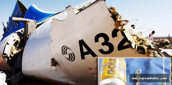 Rus Uçağına Koyulan Bombanın gizemi