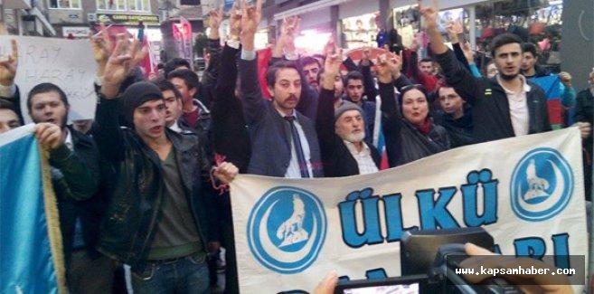 Samsun'dan Yükselen Ses: Ülkücü Türk Gençliği Sizlerle