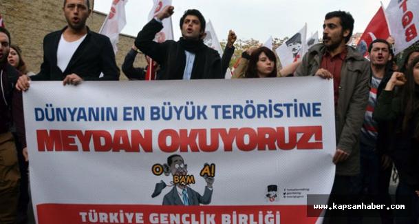 'Titre Obama Türk Gençliği Geliyor'