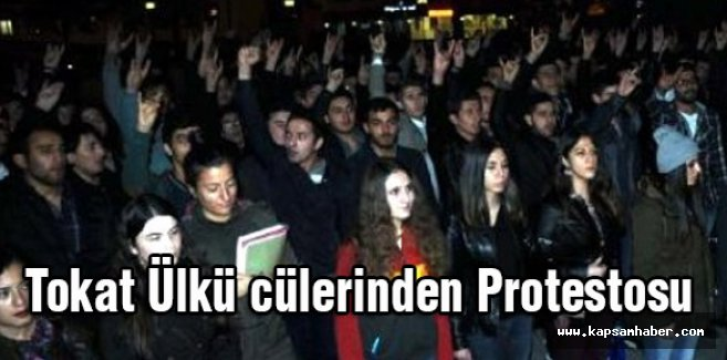 Tokat Ülkücüleri, Türklere Yönelik Asimilasyonu Protesto Etti