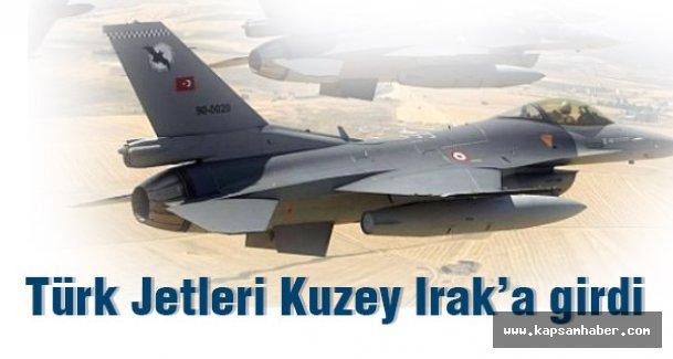 Türkiye Kuzey Irak'a Girdi...
