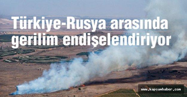 Türkiye-Rusya arasında gerilim endişelendiriyor