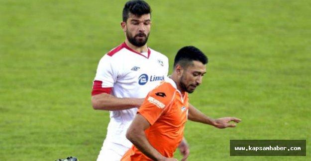Adanaspor-Diyarbekirspor: 3-1