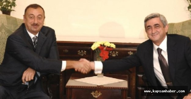 Aliyev ve Sarkasyan İsviçre'de görüştü