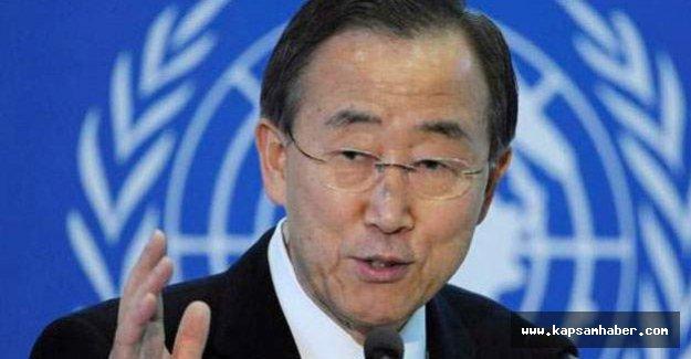 Ban Ki Moon, Türkiye'yi övdü