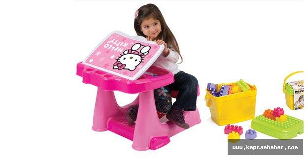 Çocukların Zevkle Oynayacağı Oyuncak Modelleri