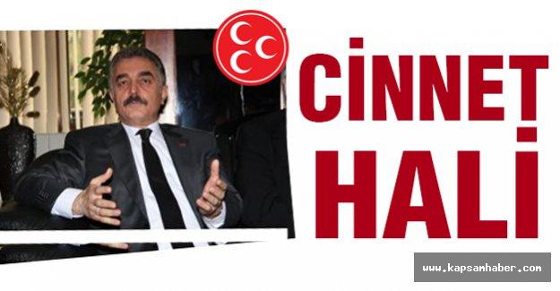 MHP'li Büyükataman: İçimize Atılan Kozalar Kabuklarını Kırmıştır