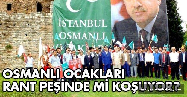 Osmanlı Ocaklarına Şok!