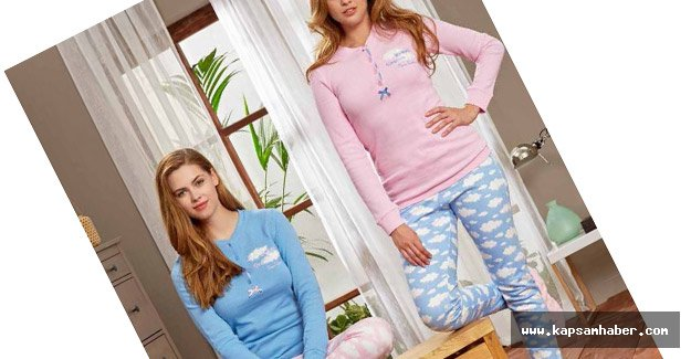 Pierre Cardin Pijama Modelleri ile Şıklığı Yakalayın