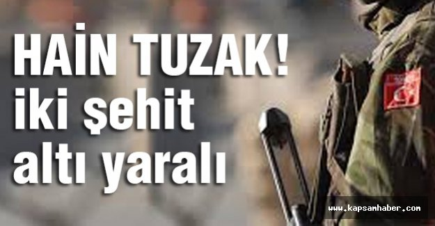 PKK'lı Alçaklardan Hain Tuzak !