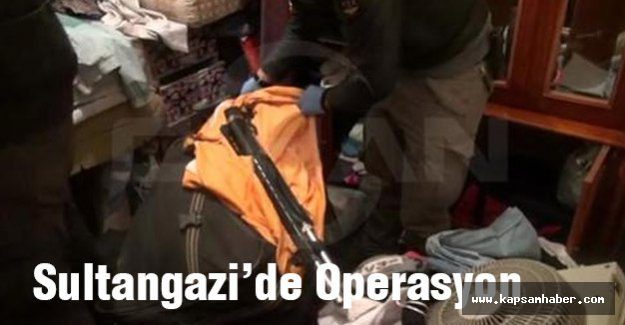 Sultangazi'de Terör Operasyonu...