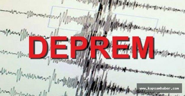 Tacikistan'da çok büyük deprem!