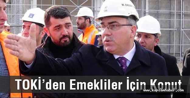 TOKİ Başkanı Turan'dan Emekliler İçin Konut Açıklaması