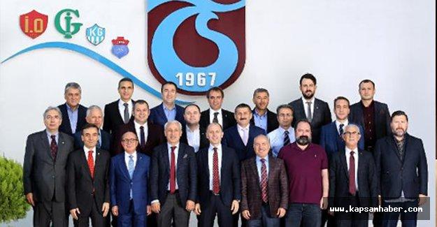 Trabzonspor'da yeni dönem...