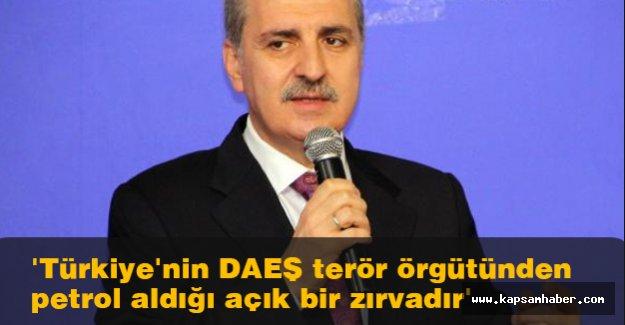 'Türkiye'nin DAEŞ terör örgütünden petrol aldığı açık bir zırvadır'