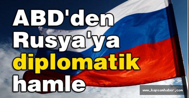 ABD'den Rusya'ya diplomatik hamle