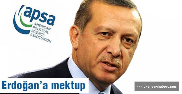 Amerika'dan Erdoğan'a Mektup