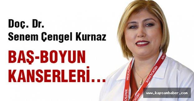 BAŞ BOYUN KANSERLERİ...