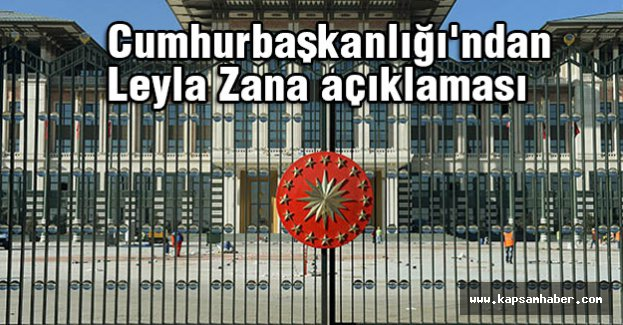 Erdoğan Leyla Zana ile ilgili Kararını Verdi