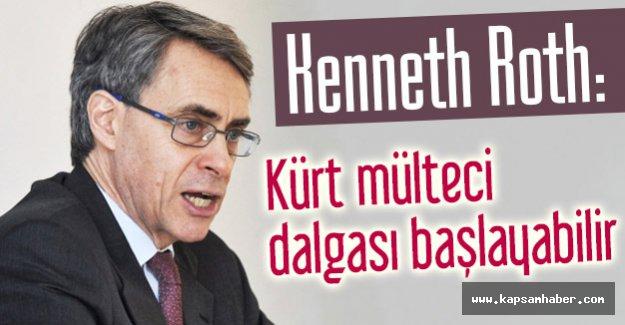 'Kürt mülteci dalgası başlayabilir'