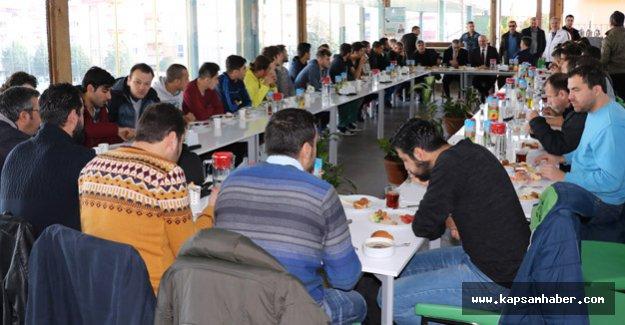 Manisa Belediyespor'dan Basına Kahvaltı
