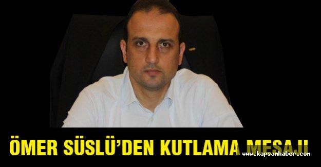 MHP İl Başkanı Süslü Gazeteciler Günü'nü kutladı